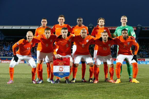 Nederlands Elftal Brazilie Nederlands Elftal Namen