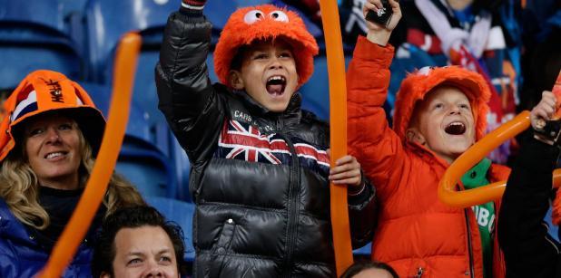 KidsClubleden gratis naar Oranje