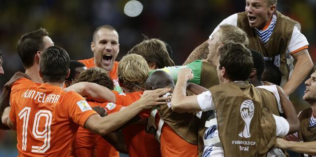 сборная Голландии