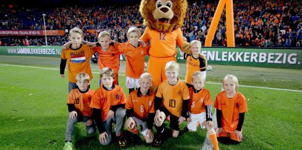 Team Dutchy: Penalty's schieten