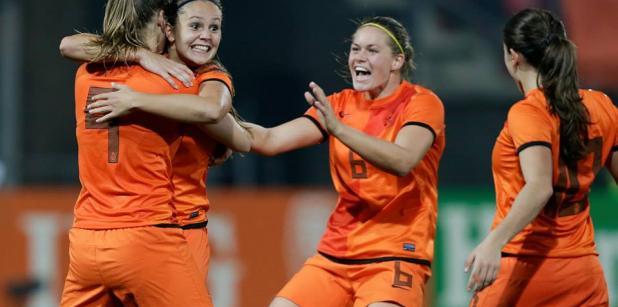 25/02 Selectie Cyprus Women's Cup bekend