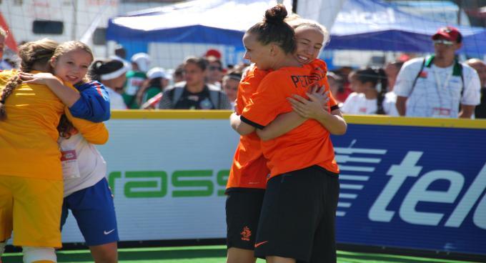 Oranje presteert op homeless world cup amateurvoetbal senioren - Wc oranje ...